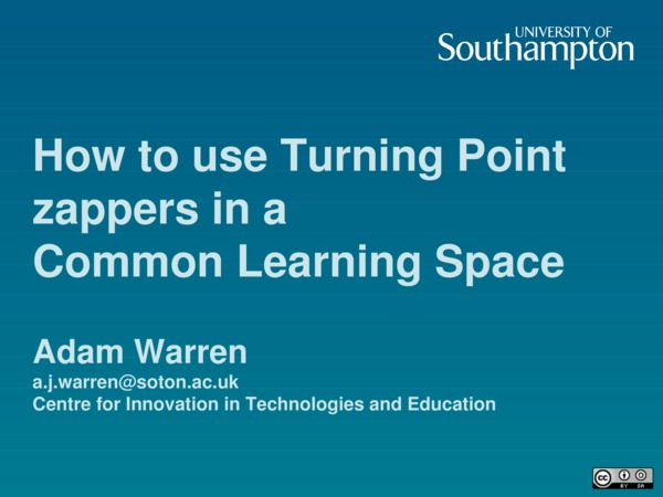 Browse by Tags: powerpoint - EdShare Southampton