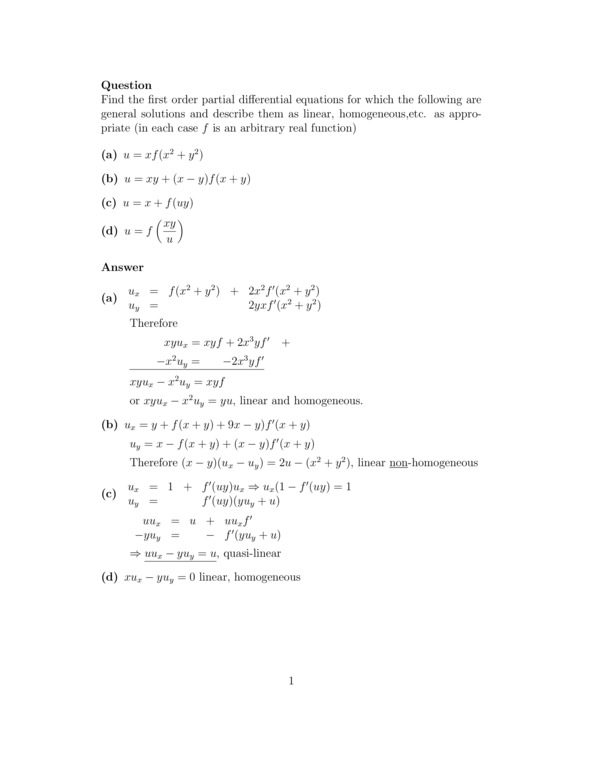 Browse by Tags: partial differential equations - EdShare Southampton