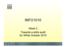 slides - skills audit class