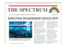 Spectra newsletter - Jan 2010