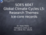 L5 Research themes, ice-core records